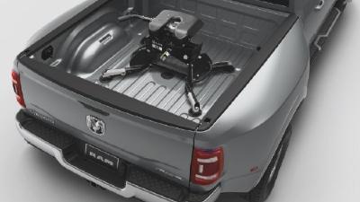 2020 RAM 2500 5th-wheel/gooseneck package