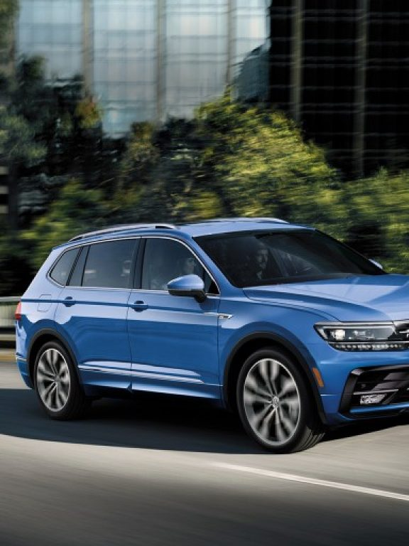 Choose from 6 Exterior Colors When Picking Out Your 2020 Volkswagen Tiguan at Herman Cook VW in Encinitas CA